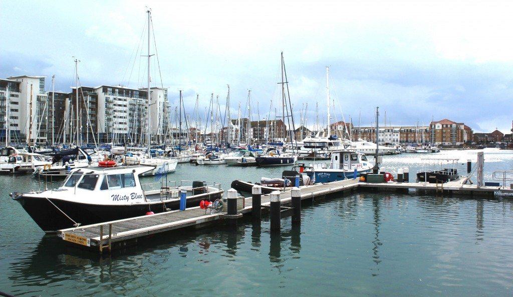 Eastbourne Sovereign Harbour